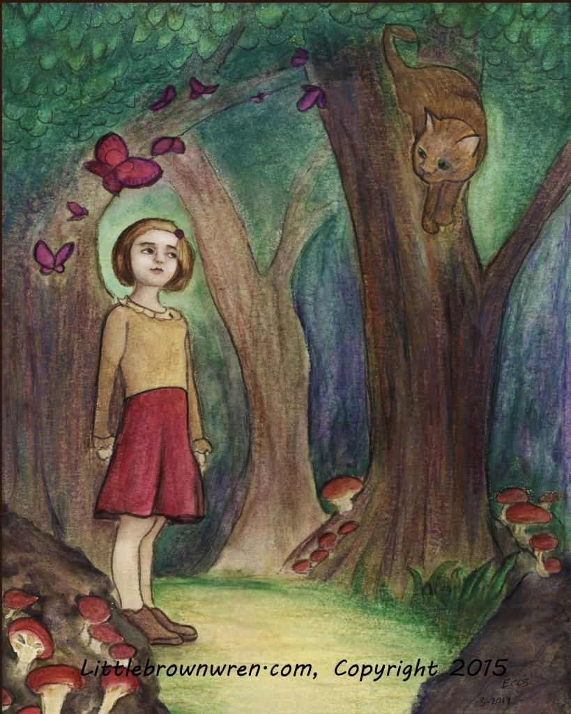 Alice, watermark