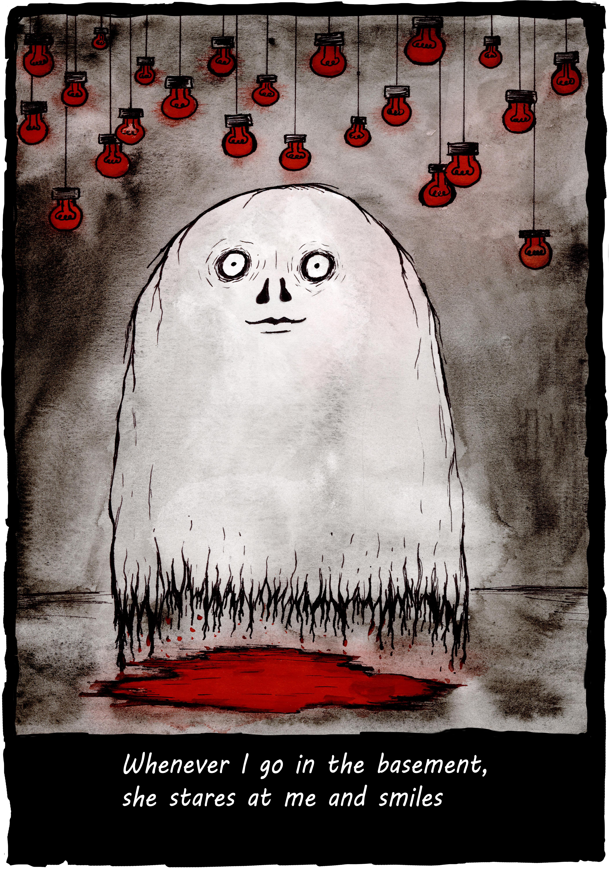 Basement Ghost